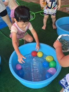 遊び方 水 風船